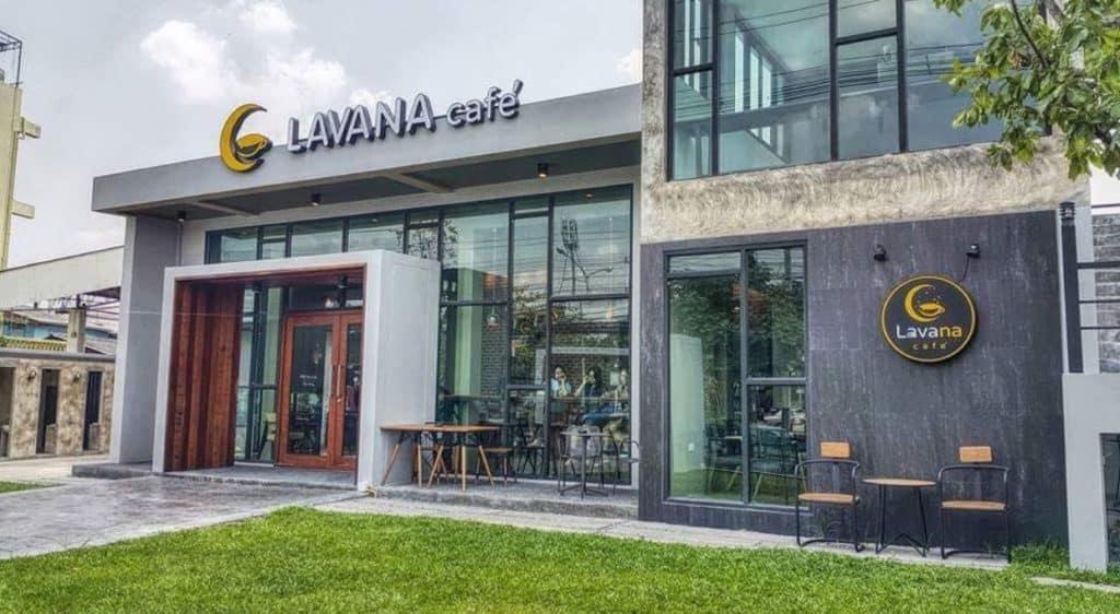 Lavana cafe คาเฟ่กลางเมืองพิษณุโลก