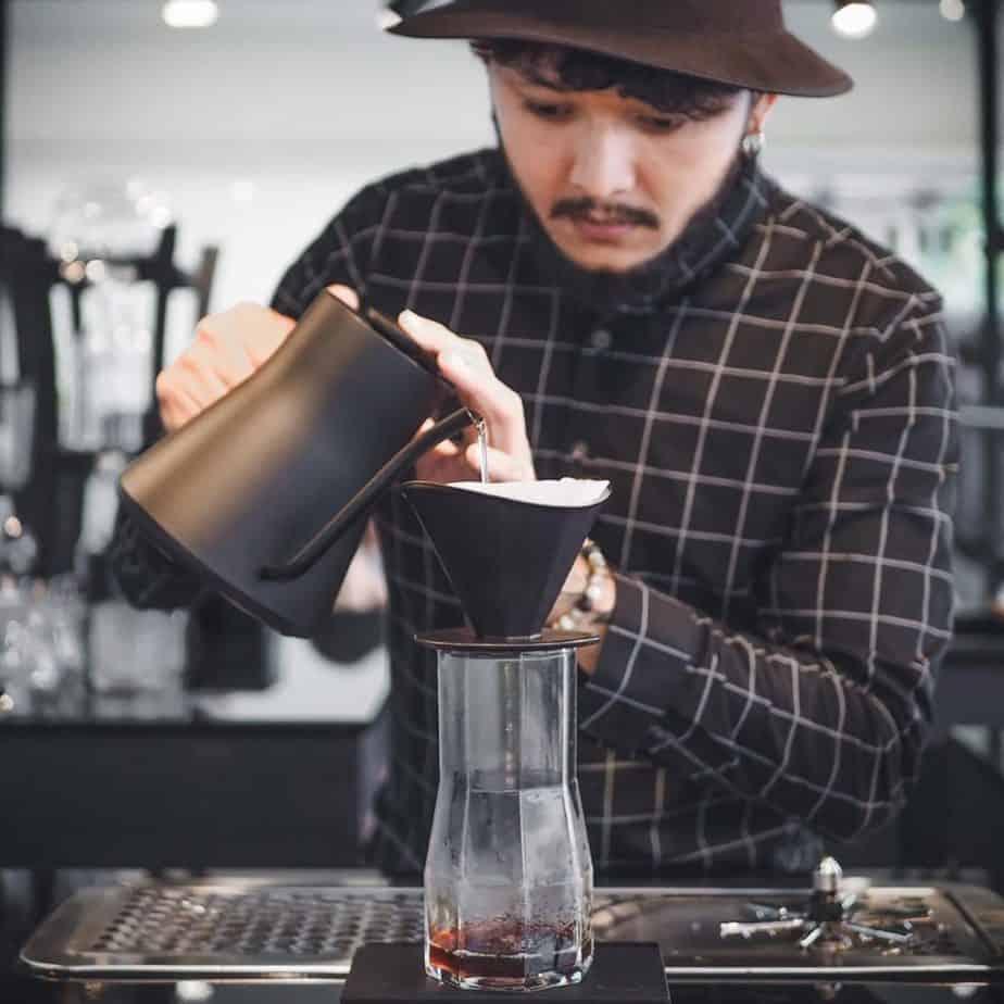 Prave Cafe มีกาแฟให้ทานอย่างหลากหลาย