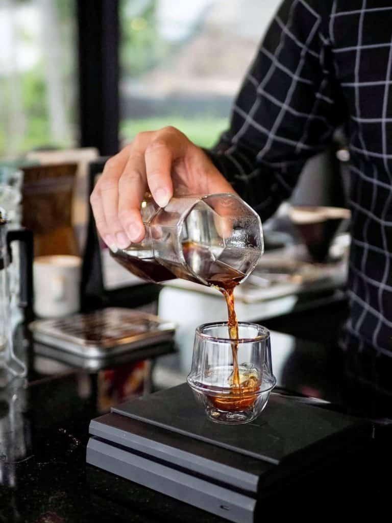 Prave Cafe มาดริปกาแฟกันค่ะ