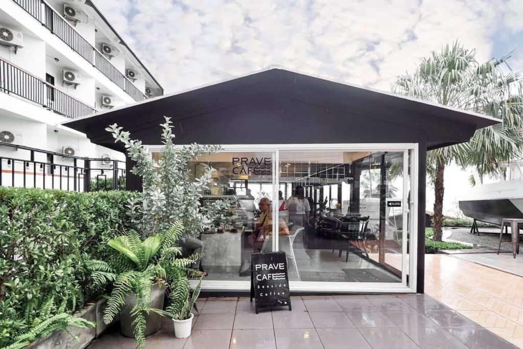 Prave Cafe ร้านสวยน่านั่ง