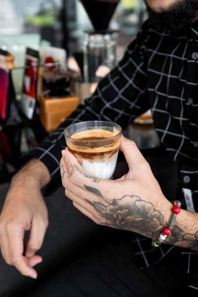 Prave Cafe เครื่องดื่มรสชาติดีๆ