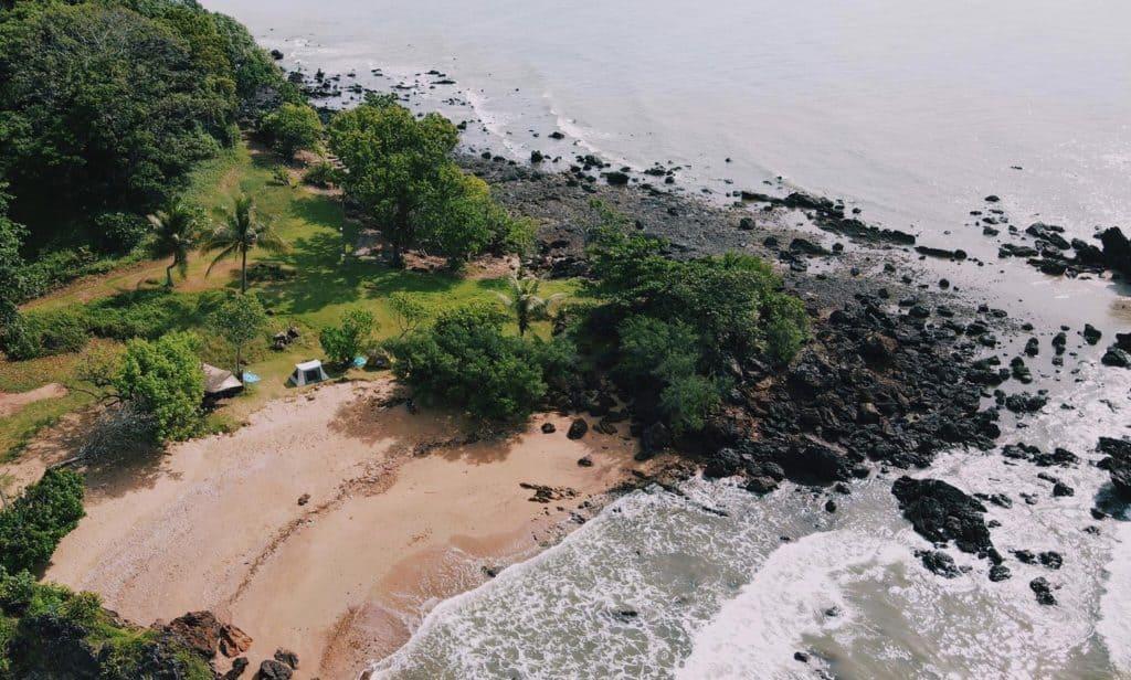 สวนวังแก้วรีสอร์ท ระยอง ชายหาดสวยน่าเล่นน้ำทะเล