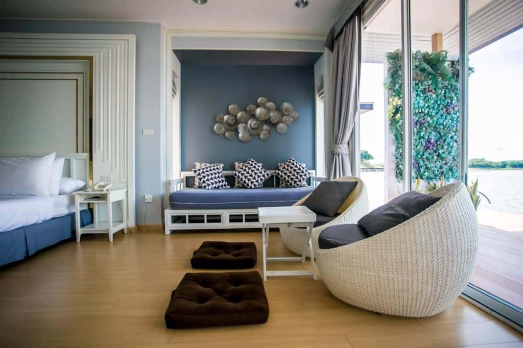 Rayaburi Resort (รายาบุรี รีสอร์ท)  ห้องพักสวยงาม