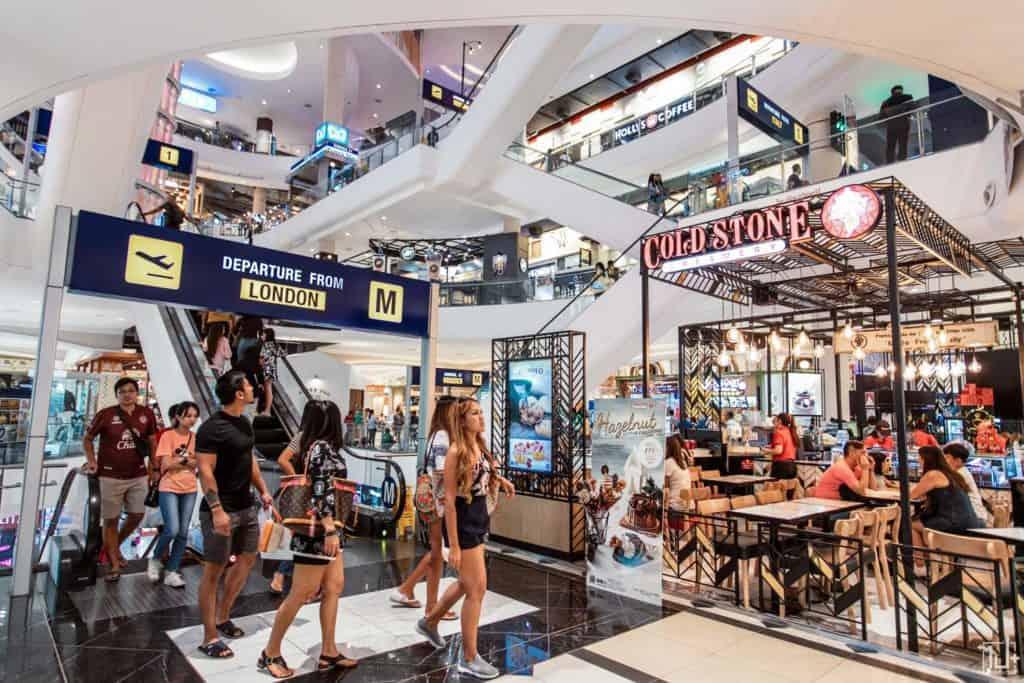 เดินเที่ยวชิลๆ Terminal 21 Pattaya