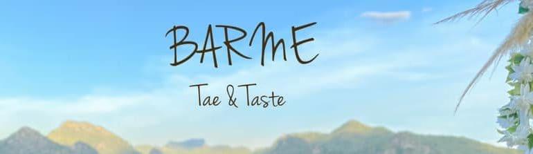 BARME Tea & Taste วิวดีหลักล้านกับคาเฟ่ริมแม่น้ำ (กาญจนบุรี)