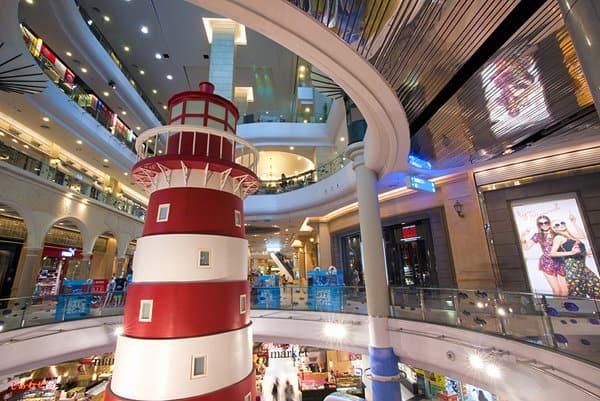 ห้างสรรพสินค้าTerminal 21 อโศกเปิดให้ช้อปเพลินทุกวัน