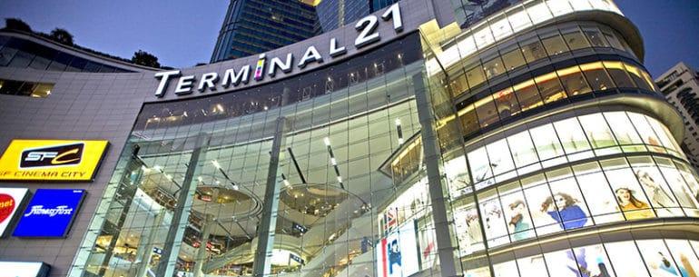 Terminal 21 อโศก เหมือนเราได้เที่ยวรอบโลก ในห้างเดียว