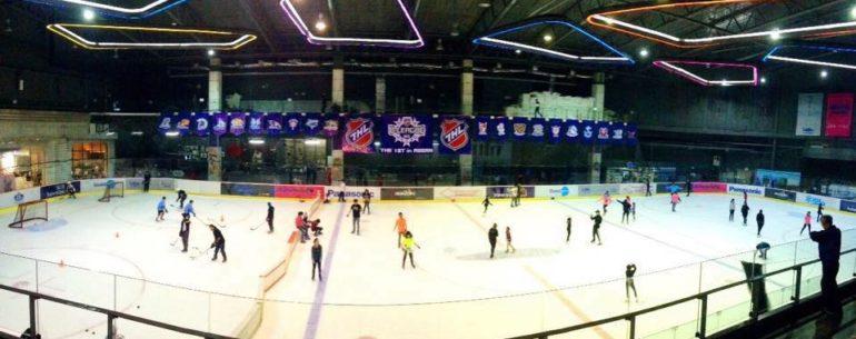 The Rink Ice Areana ไม่ต้องอยู่ต่างประเทศ ก็เล่นไอซ์สเก็ตได้ แค่ไปพัทยา