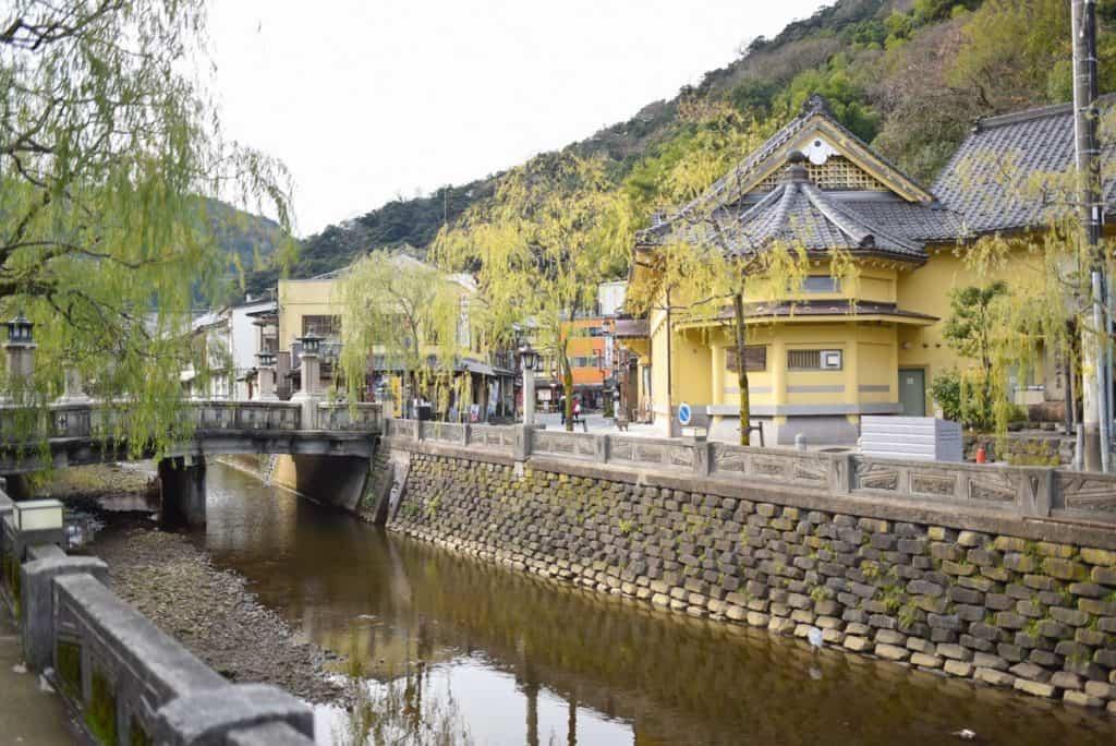 คิโนซากิออนเซ็น ประเทศญี่ปุ่น