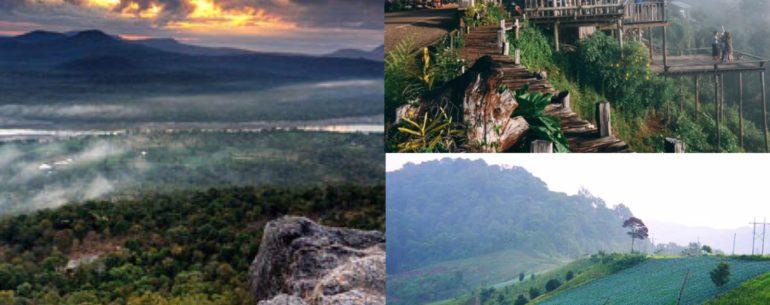 3 อุทยานแห่งชาติน่าเที่ยว ธรรมชาติสวยงาม ปลายฝนต้นหนาว ของประเทศไทย