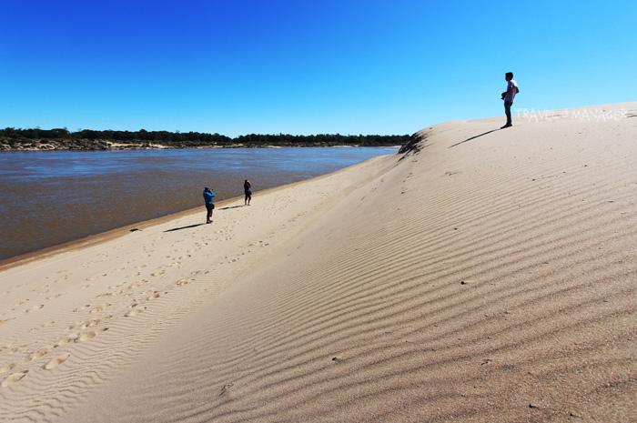 หาดหงส์  ซาฮาร่าเมืองไทย