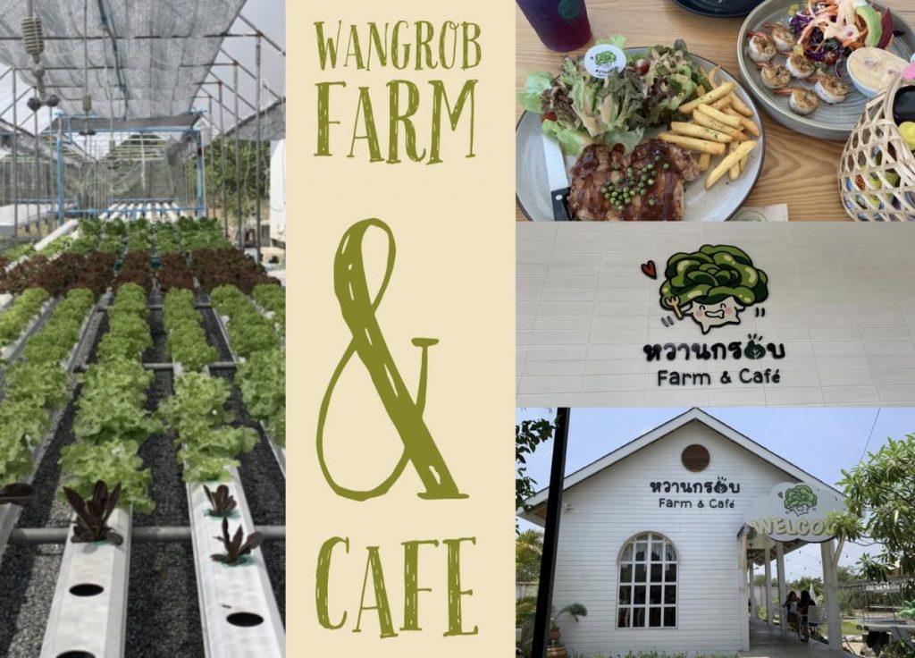 คาเฟ่แถบพุทธมณฑล Farm & Cafe คาเฟ่ของคนรักสุขภาพ ที่อยู่ย่านพุทธมณฑล บรรยากาศดี