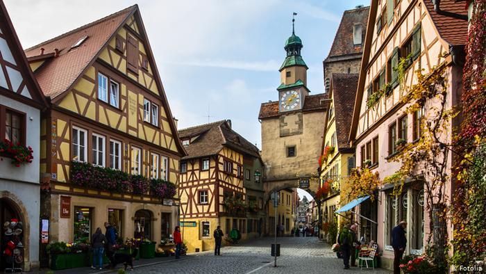 ที่เที่ยวยอดฮิตเยอรมัน ที่สวยงาม
