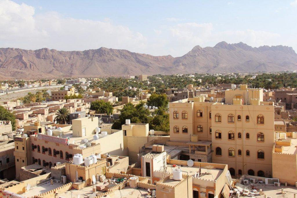 ที่เที่ยวโอมาน Jebel Akhdar มาเดินป่าที่ Jebel Akhdar หรือที่รู้จักกันในชื่อ Jabal Akhdar หรือ Al Jabal Al Akhdar เทือกเขา Al Hajar
