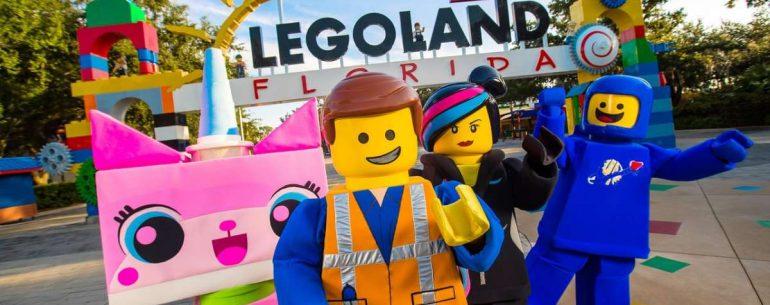 สวนสนุก เลโก้แลนด์ ฟลอริด้า ใหญ่โตน่าเที่ยว