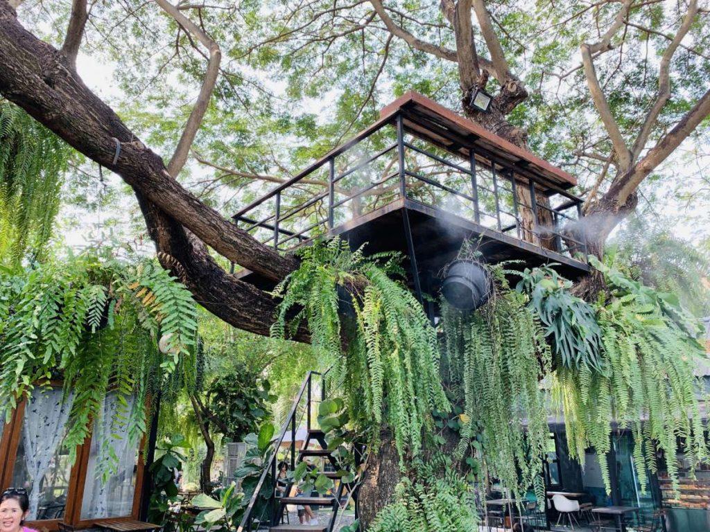 cafe & farm คาเฟ่ริมน้ำใกล้กรุงเทพ สวยน่านั่ง